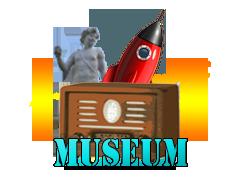 พิพิธภัณฑ์วิทยุ และพิพิธภัณฑ์ที่มีชื่อเสียงในอเมริกา
